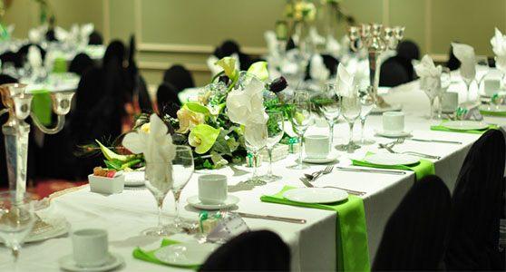 Meetings, Weddings & Events
