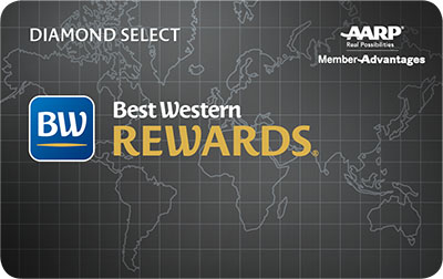 aarp diamond select member card